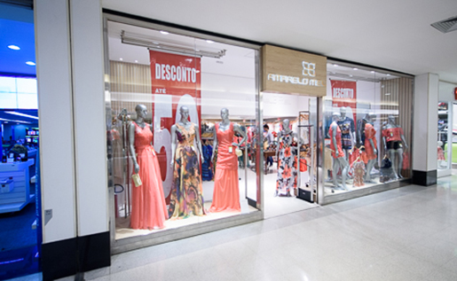 744df3e47c Shopping Recife - Lojas