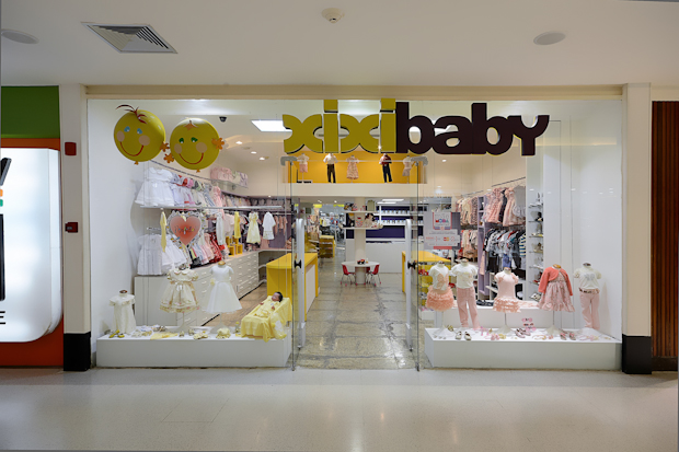The brand FS Baby is a property of the company F.S. Confecções, Lda, that since is dedicated to create baby fashion.
