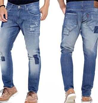 f5766de6c3673 A calça jeans é uma peça coringa que vai bem com tudo. Mas nem por isso  elas precisam ser iguais. A calça super skinny masculina da Damyller