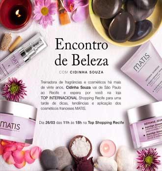 2556fdc0f25 Shopping Recife - Novidade  Encontro