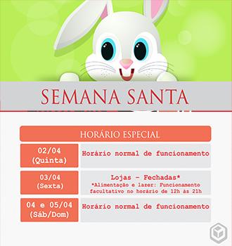 cd43a8d65 Shopping Recife - Novidade  Feriado