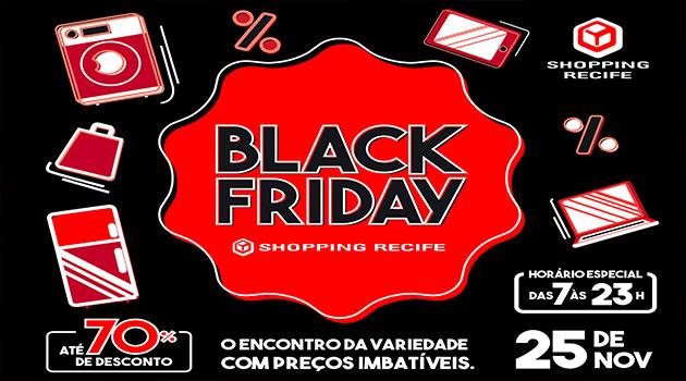 a7f3bf67fcc Shopping Recife - Novidade  Black Friday