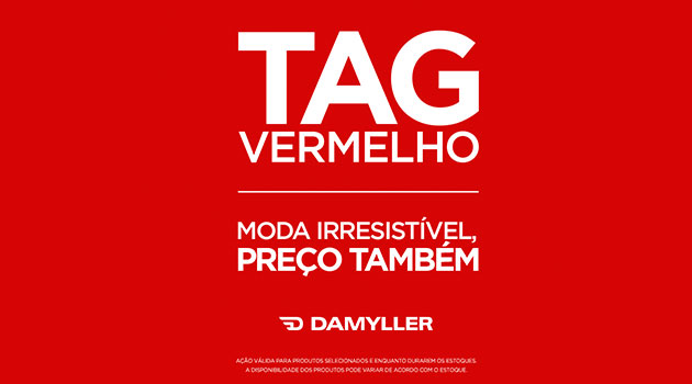 55ee39652ac5 Shopping Recife - Moda: Tag Vermelho